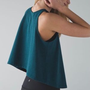 Lululemon blissed out tank